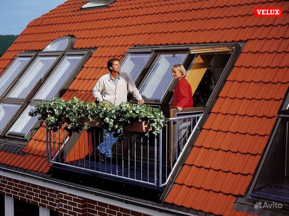 Лучшие крыши для балконов..
