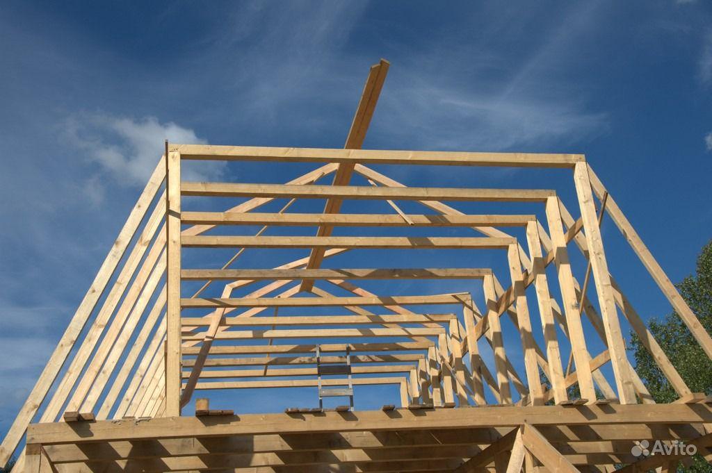 Поэтапное строительство мансарды