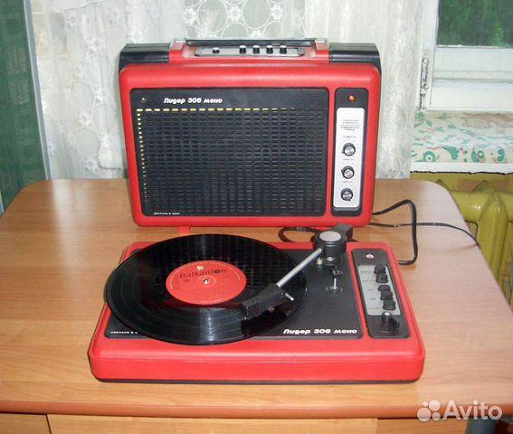 "Электрофон ""Лидер-306"