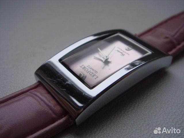 Наручные часы ledfort quartz japan waterproof
