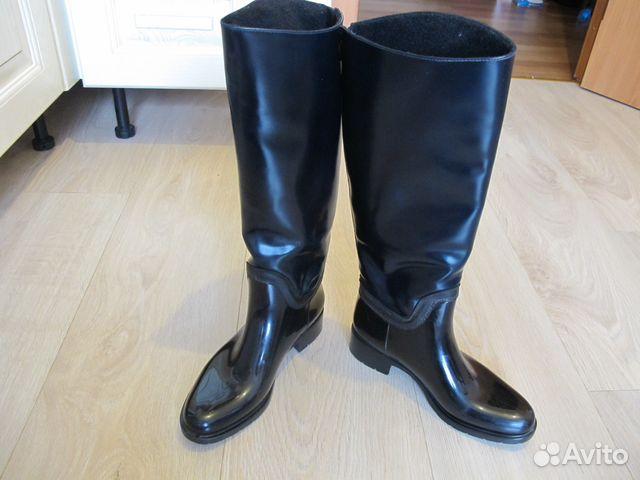 Сапоги кожаные Миа Донна купить в Санкт-Петербурге