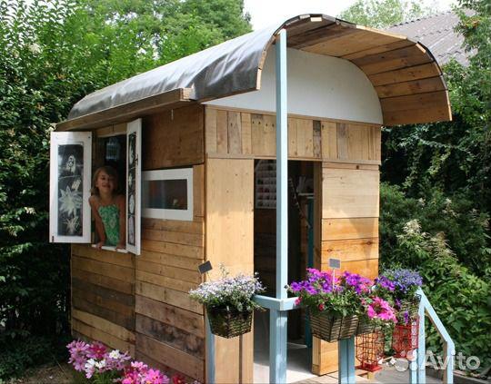 Дача дом своими руками фото