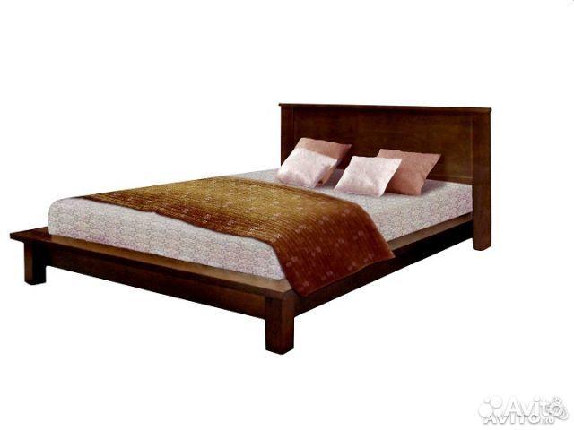 Кровать двуспальная масси