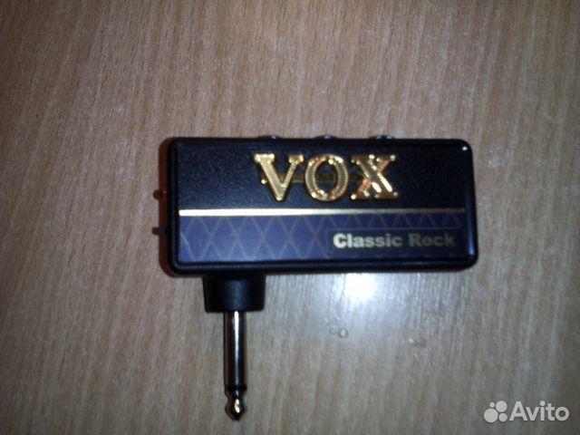 VOX AP2-CR AMPLUG 2 CLASSIC ROCK моделирующий
