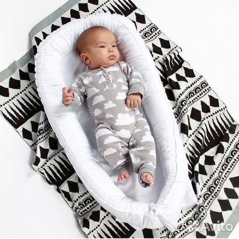 Гнездышко для новорожденных своими руками видео уроки