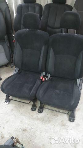 Сидения от Mitsubishi на ВАЗ