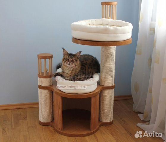 Уголок для котенка