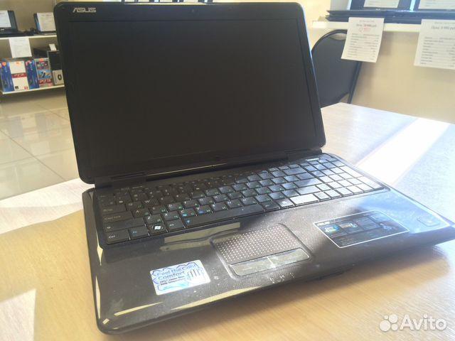 Продам ноутбук Asus K50IJ 89521929778 купить 1