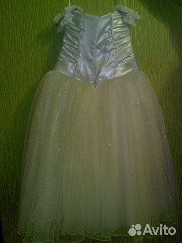 авито казань платья для девочки