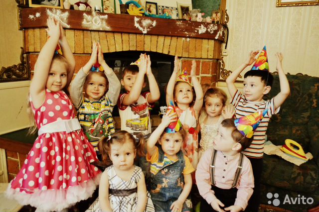 Домашний детский садик Алиса приглашает детишек от 1, 5 до 5 ле