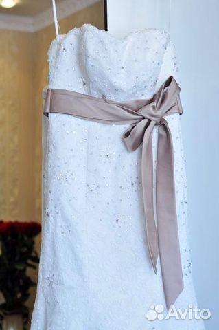 В продаже Свадебное платье по выгодной цене c комментариями пользователей и описанием, продаю в Краснодар...