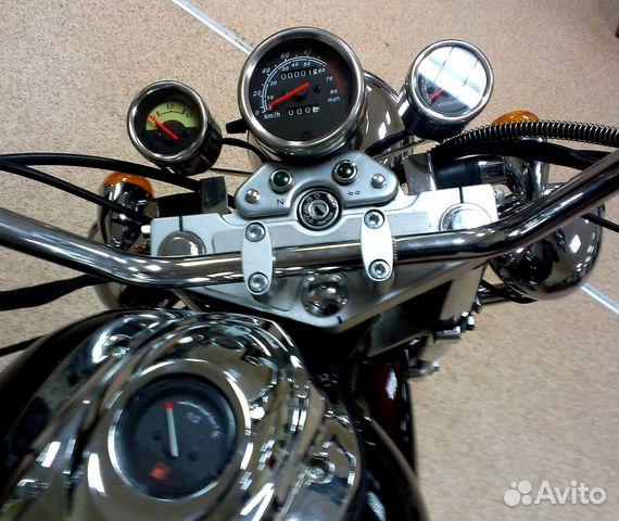 Ремонт мотоцикла ирбис гарпия маятник