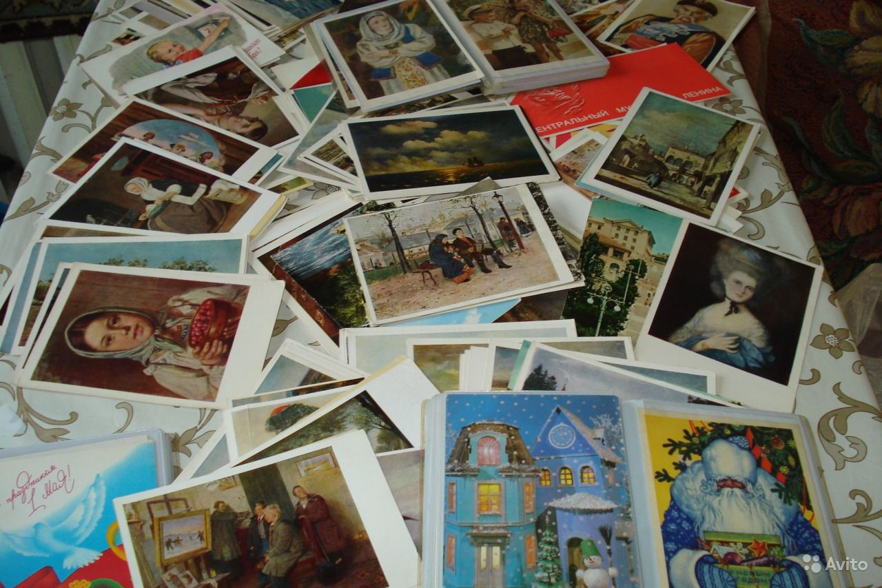 серо-коричневая, какие открытки ценятся больше образы