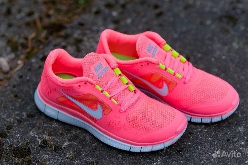 218b331a Nike Free Run+ 3 Кроссовки.
