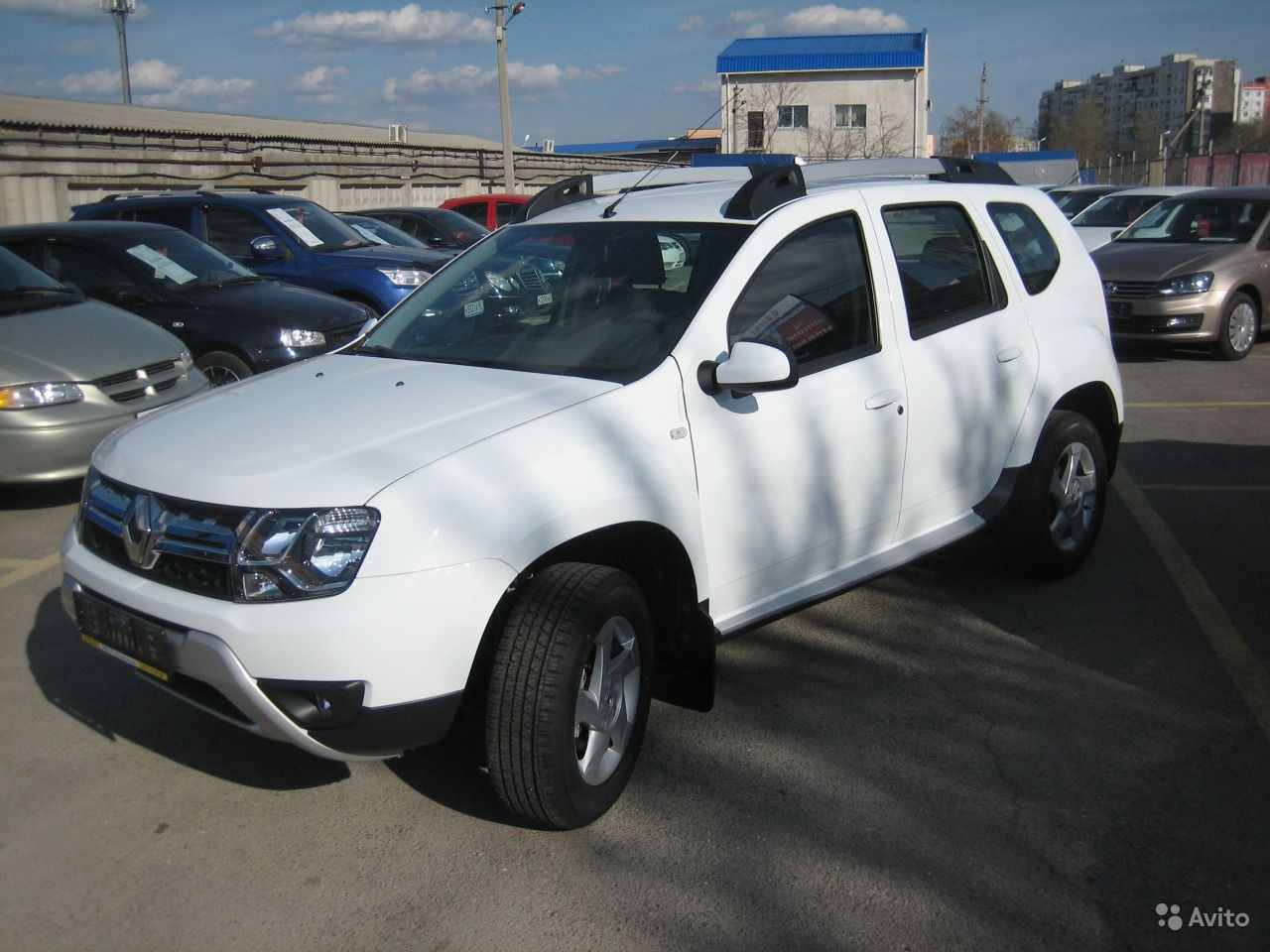 Renault Duster, 2018