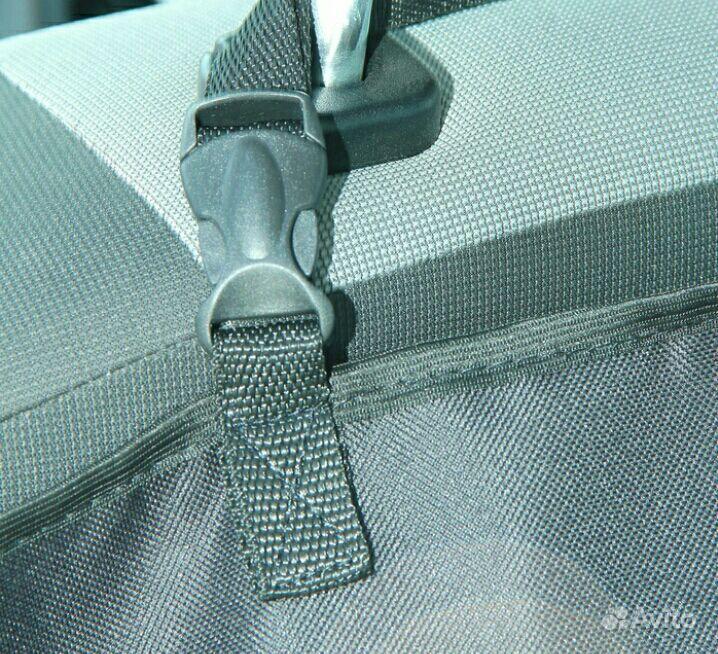 Автонакидка для собак на заднее сиденье в Тюмени - фотография № 5