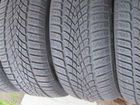 4шт 225/50 R17 Dunlop SP Winter Sport 4D Б/У