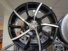 Новые литые диски R14 4 100 X'trike AF-14 BF