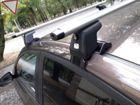 Универсальный багажник на гладкую крышу Д1