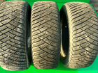 Три зимних колеса шипованные 15 радиус Good Year