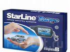 Автосигнализация с автозапуском StarLine B9. Новая