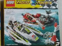 Lego world racers 8897 - большой новый Лего