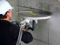 Резка бетона москва цена вес раствора цементного м150