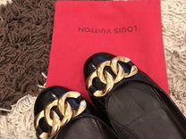 5fe67b943f29 балетки Louis Vuitton - Сапоги, туфли, угги - купить женскую обувь в ...