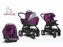 Коляска mimmi gt land plus 3 В 1