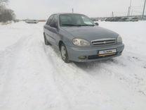 Chevrolet Lanos, 2008 г., Воронеж