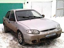 Hyundai Accent, 1998 г., Екатеринбург