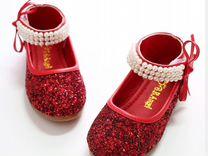 Туфли нарядные, 18.5 см — Детская одежда и обувь в Хабаровске