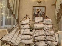 Корабль декоративный — Мебель и интерьер в Москве