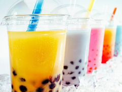 Bubble tea Бабл ти чай