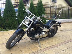 Yamaha XVS 400 Drag Star Custom