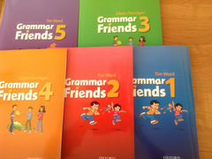 Grammar friends уровни 1-5 Way Ahead