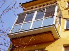 Расширить балкон стало еще проще: обращаемся к специалистам .