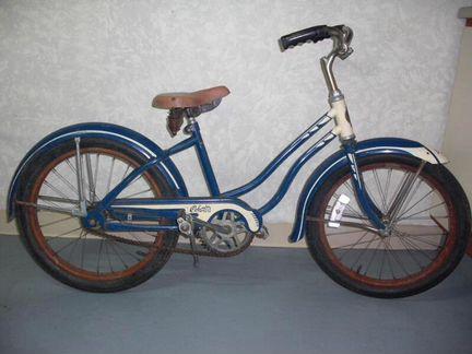 Детский велосипед 1954 года из Америки