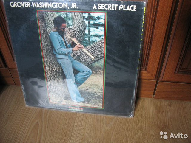 Grover Washington Jr. - A secret Place— фотография №1