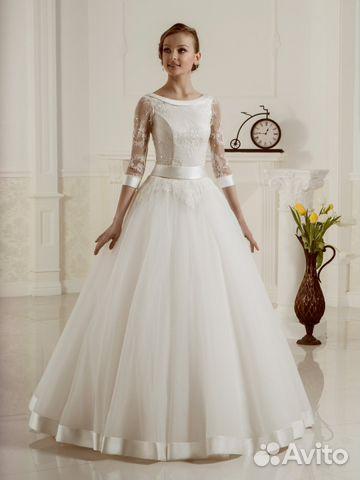 Свадебное платье на авито в ростове
