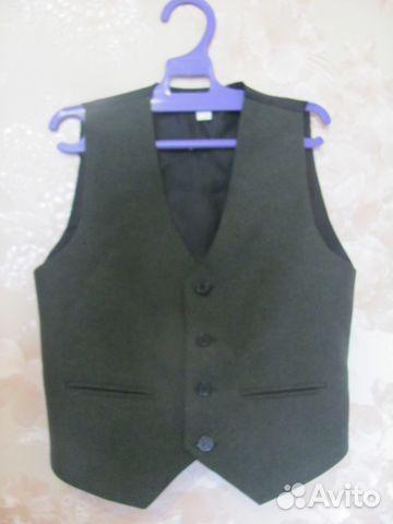 Жилетка и пиджак 89506537036 купить 3