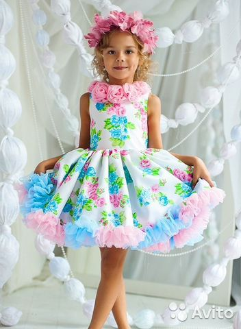Где купить детское платье в санкт-петербурге