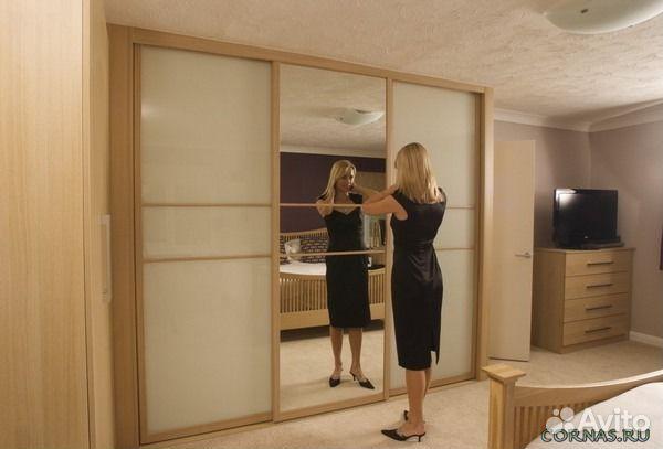 Как сделать зеркала в шкафу купе