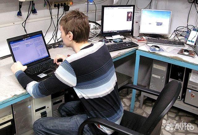 Ремонт компьютера частный мастер химки