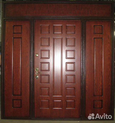 изготовление нестандартных металлических дверей в квартиру