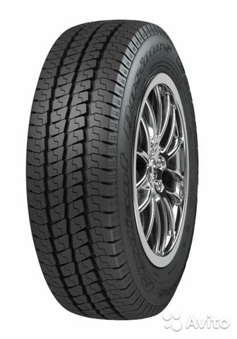 Автошины 195/70 R15C Cordiant Business CS-501