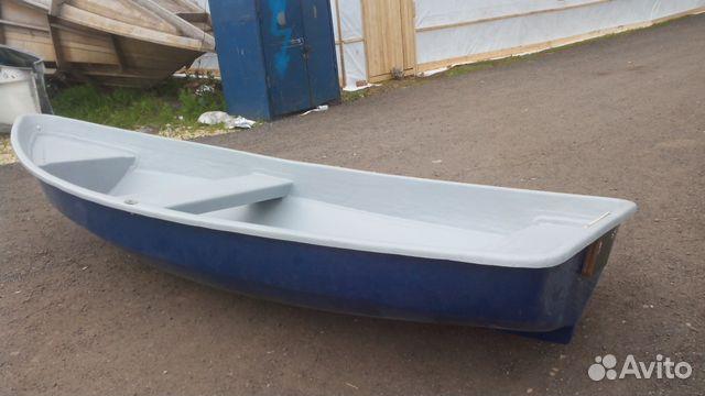лодка бу гребная стеклопластик