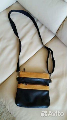 Мужские сумки на пояс из натуральной кожи купить в
