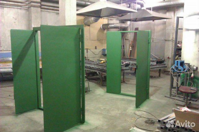 изготовление технические металлические двери