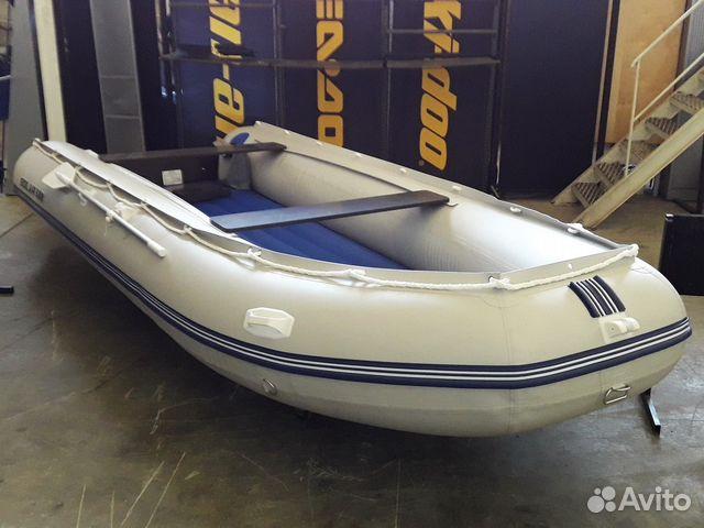 лодка тюмень 350
